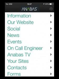 Anabas app
